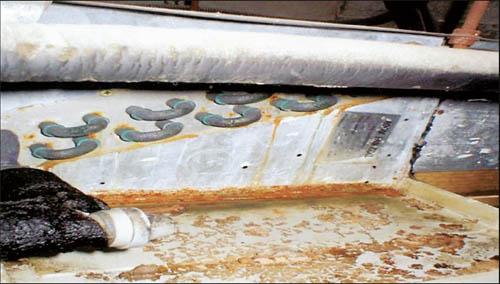 Как избавится от накипи в теплообменнике Уплотнения теплообменника Sondex S201 Волгодонск
